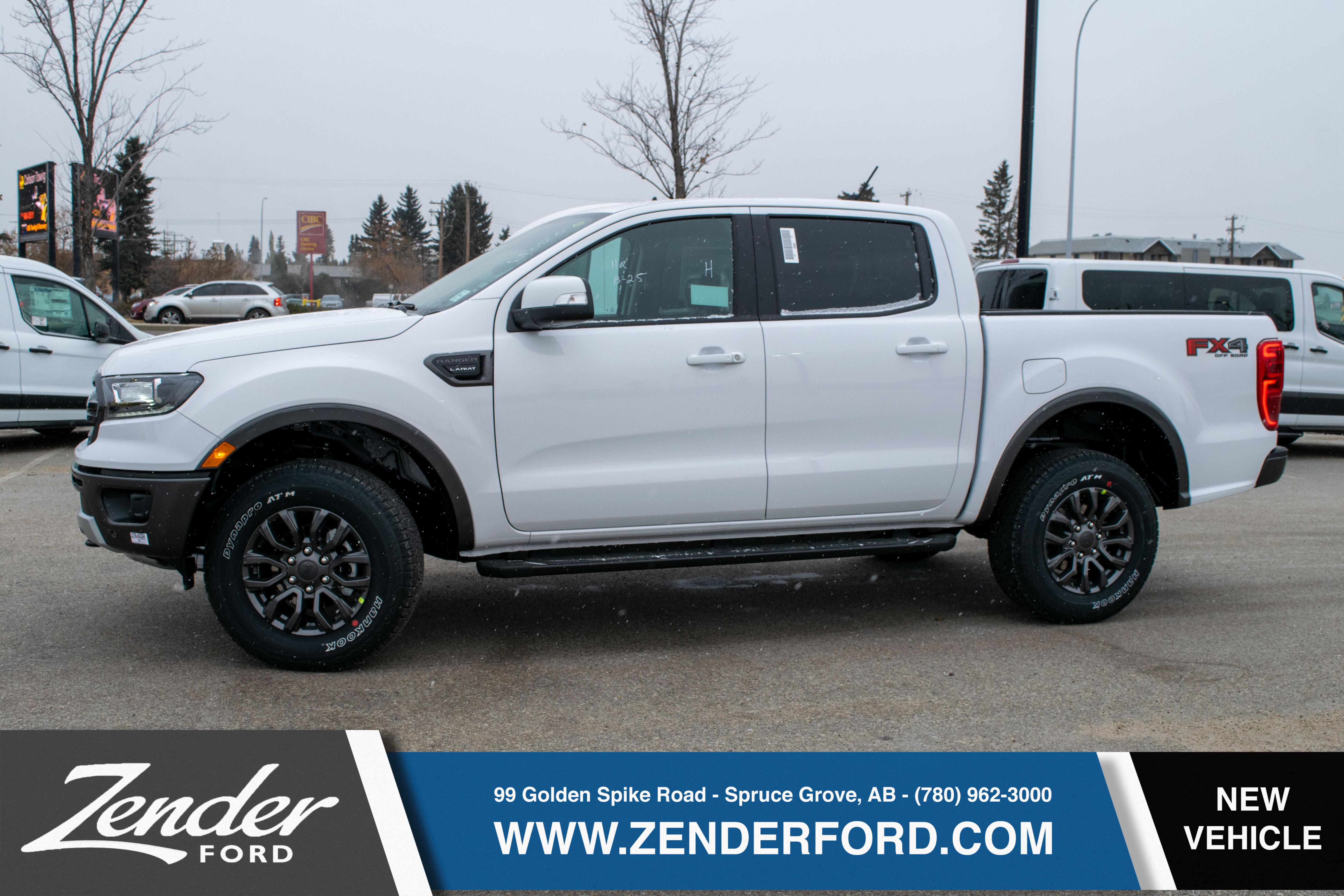 new 2020 Ford Ranger car, priced at $51,919