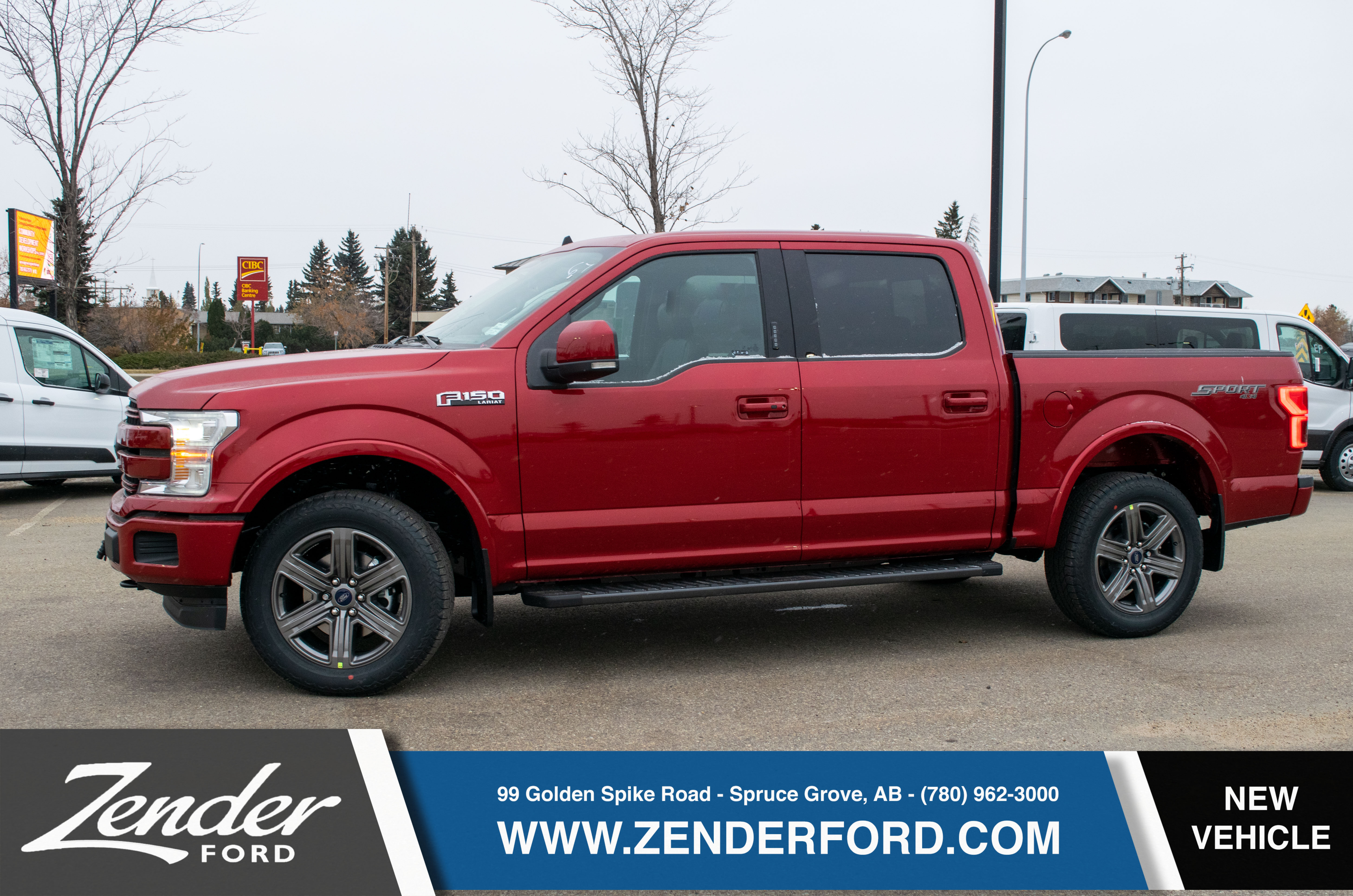 new 2020 Ford F-150 car, priced at $69,339